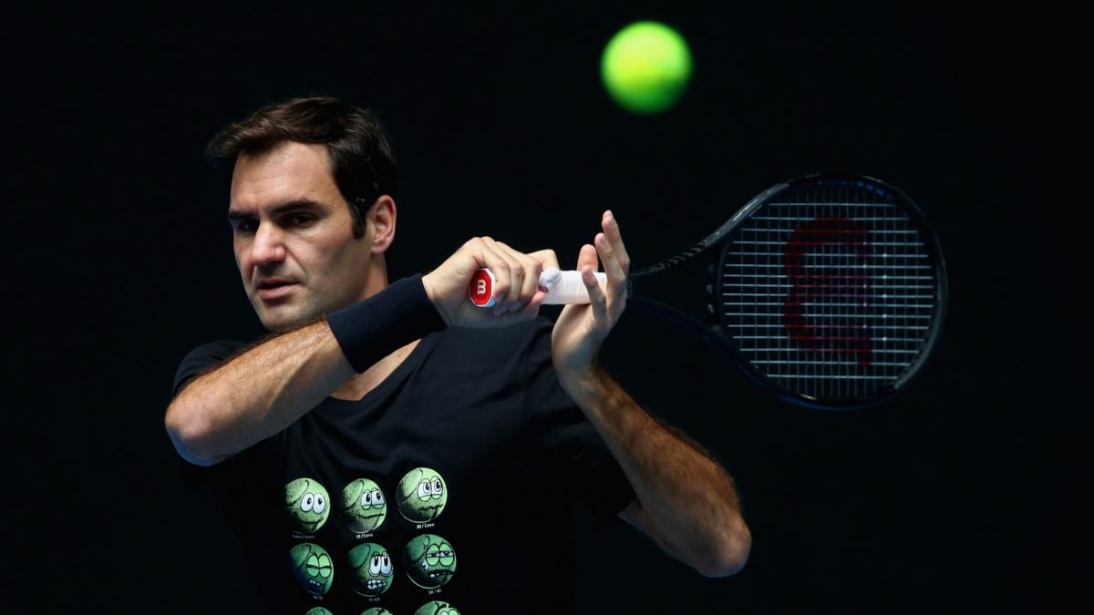 Federer: A 36-year-old shouldn't be favourite for Australian Open