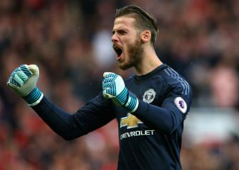 Mourinho: De Gea is a keeper