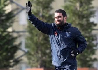 Turan eager to play again after Basaksehir presentation