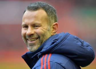 Wales confirm Ryan Giggs as new manager