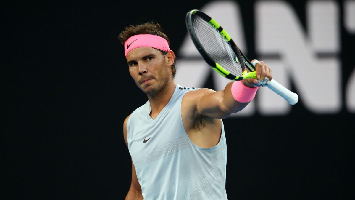 Burgos no match for sensational Nadal