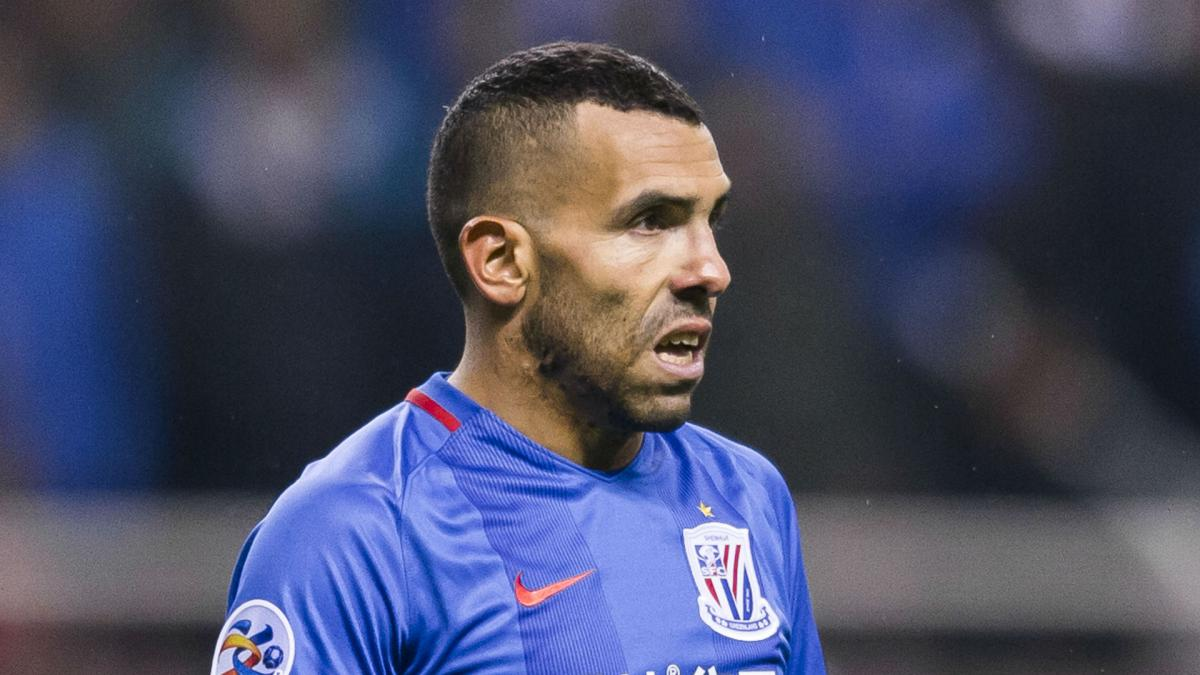 Tevez: CSL spell was a holiday