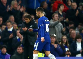 Conte unconcerned if substitutions upset Hazard