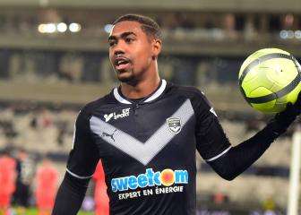 Liverpool and Arsenal target Malcom faces discliplinary action from Bordeaux