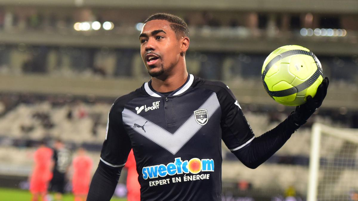 Bordeaux's Malcom facing disciplinary action over social media video