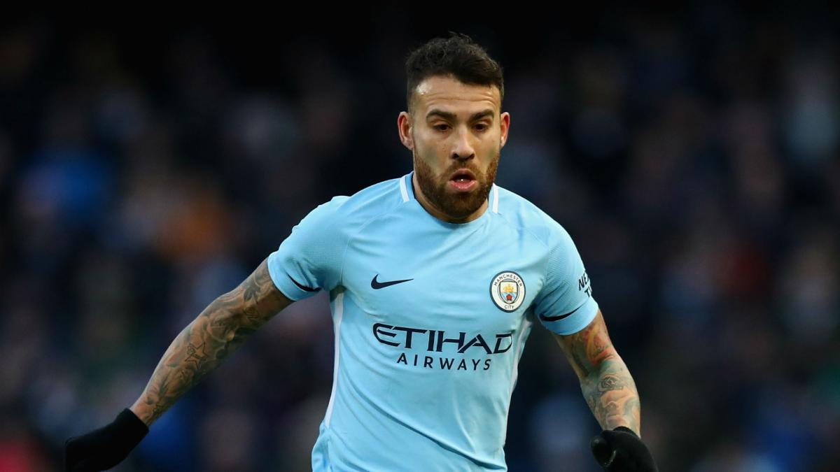 Man City: Otamendi lauds Pep Guardiola after extending deal
