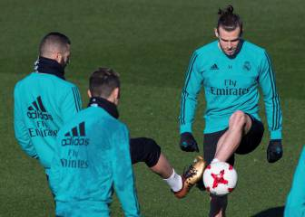 Zidane leaves Ronaldo, Bale and Benzema out for Leganés