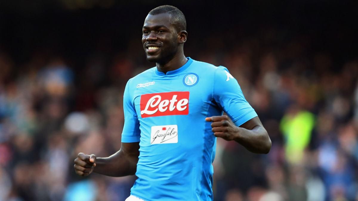 "Napoli: Kalidou Koulibaly would stay at Serie A club ""forever"""