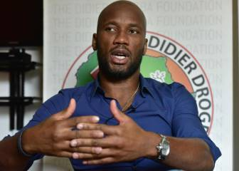 Didier Drogba denies having political ambitions in Ivory Coast