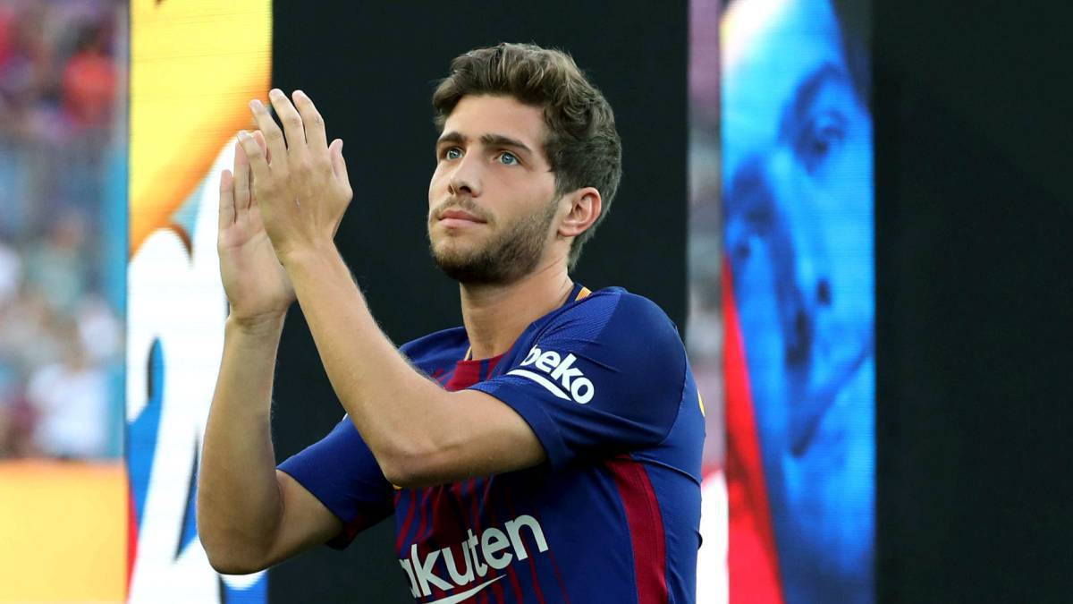 Sergi Roberto: Barcelona youth product signs new contract