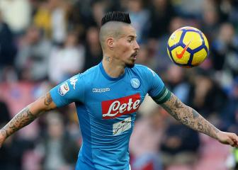 Record-breaking Hamsik in no doubt about Napoli future