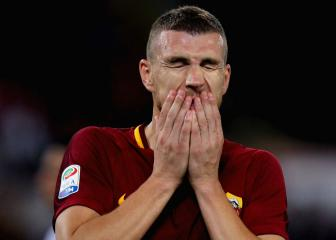 Monchi insists he is not looking to sell amid Dzeko reports