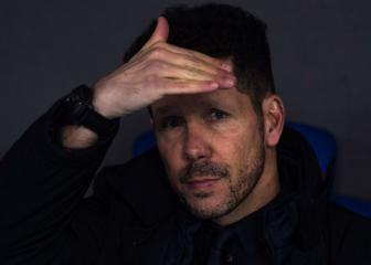 Simeone reveals Costa knock as Atletico bemoan dropped points