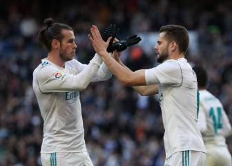Bale, Nacho and Ronaldo hit braces in Deportivo rout