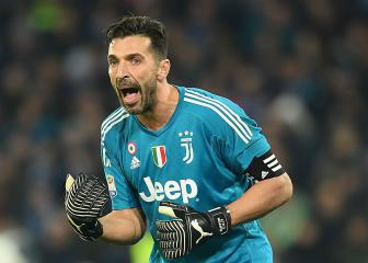Allegri expects Buffon to be 'fully recovered' within a week