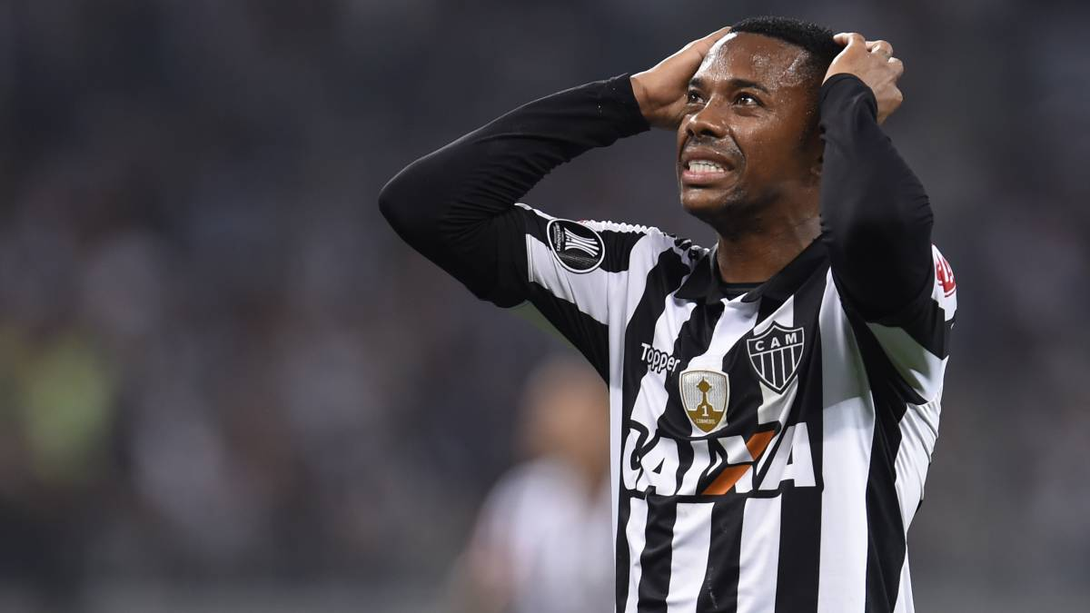 Robinho heads to Sivasspor despite rape conviction