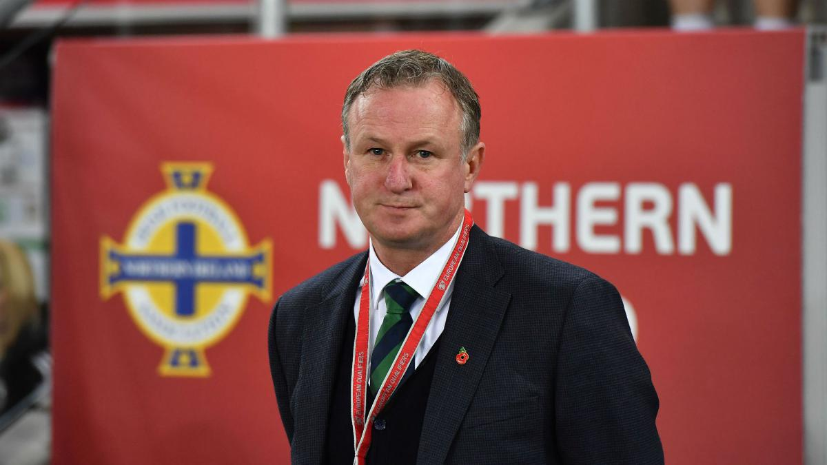 O'Neill turns down Scotland to stay on as Northern Ireland boss