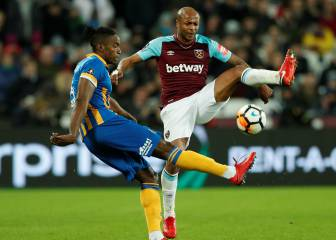 Galatasaray reportedly in talks with West Ham for André Ayew