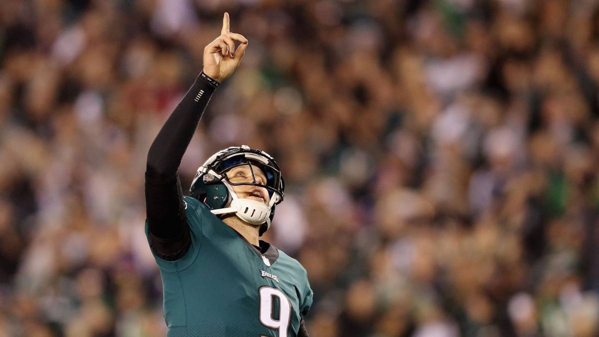 Philadelphia Eagles 38-7 Minnesota Vikings