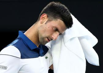 Suffering Djokovic dumped out of Australian Open by Chung