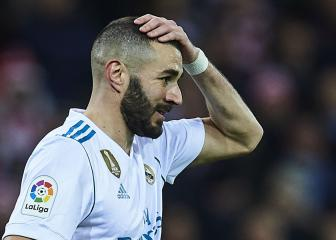 Zidane urges Real Madrid fans to stop jeering Benzema