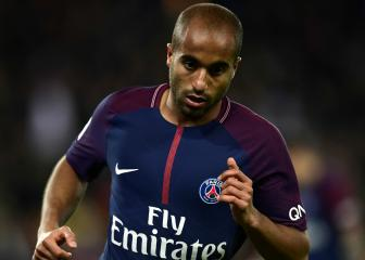 Lucas Moura free to leave PSG, confirms Emery