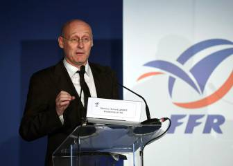 Police raid headquarters of the French Rugby Federation