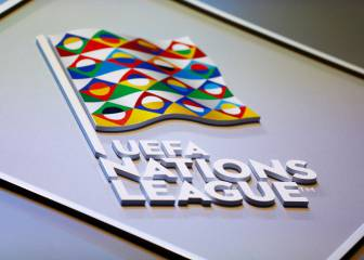 Spain to face England and Croatia in Uefa Nations League