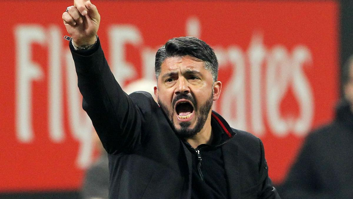 Maldini backs Gattuso for AC Milan success