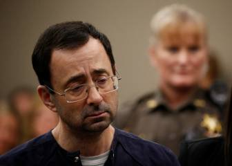 Disgraced Larry Nassar sentenced to 175 years in jail