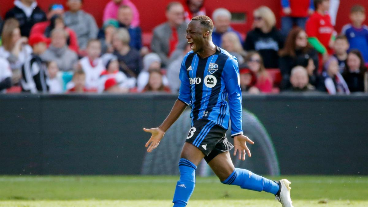 Ballou Tabla: Barcelona sign Montreal Impact youngster