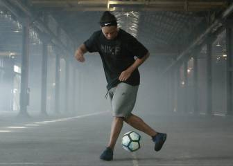 Ronaldinho inspires new Nike 10R City collection