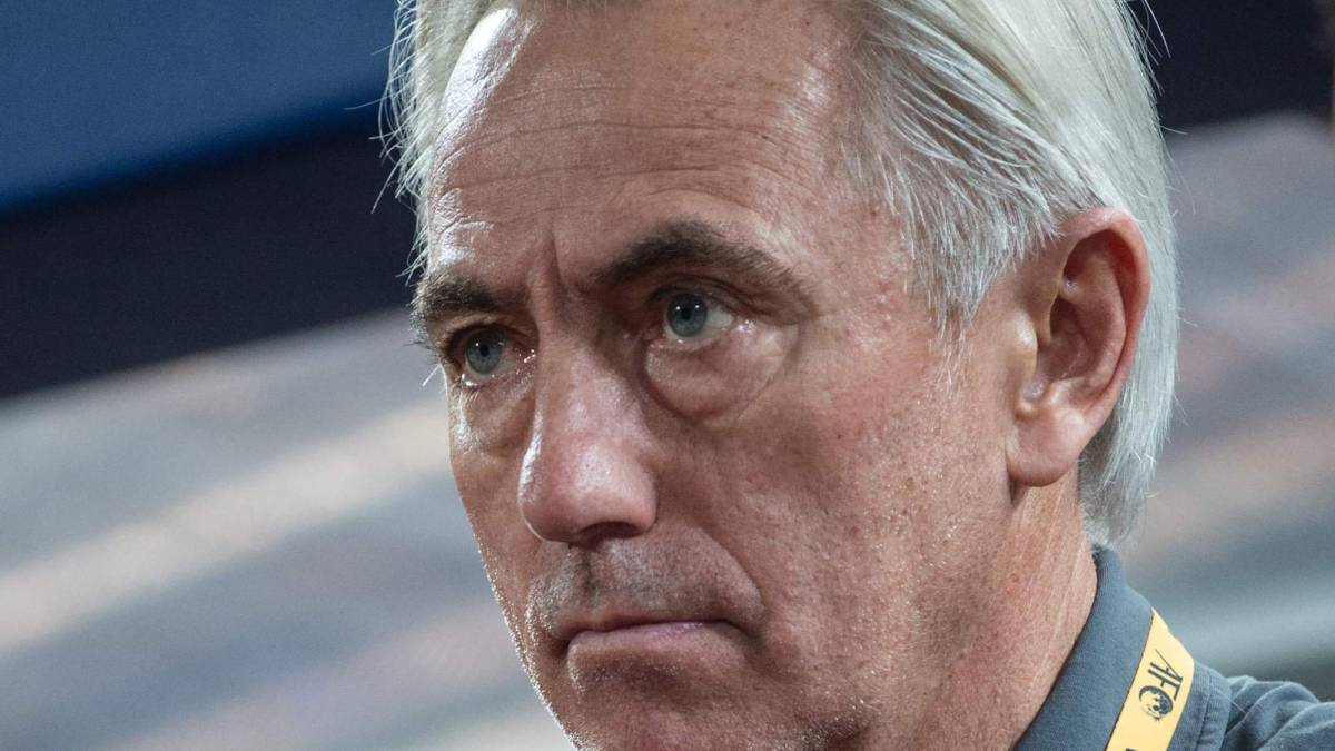 Bert van Marwijk was selected on January 25, 2018 to take Australia to the World Cup in Russia