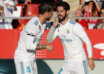 Sergio Ramos and Isco out injured for Valencia clash