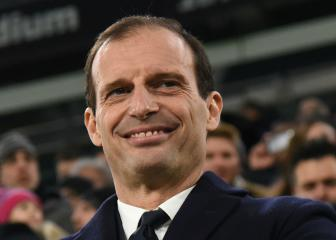 Allegri happy at Juve amid Chelsea and Real Madrid links