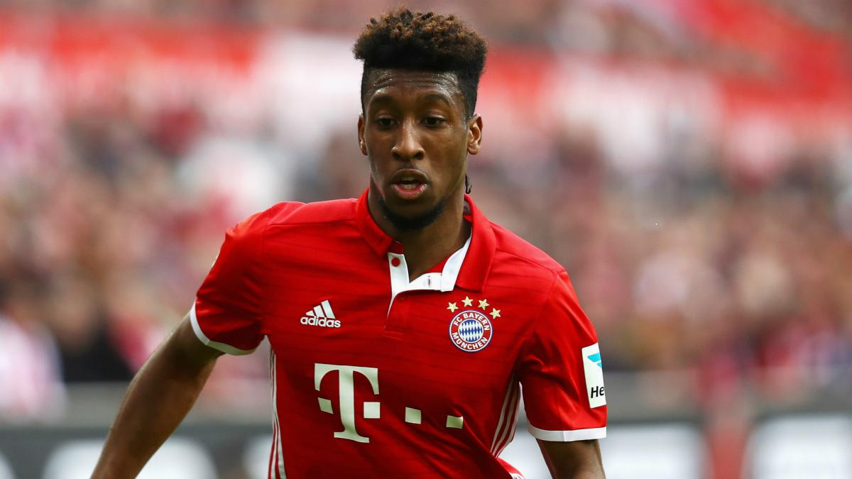Coman: My only option after Bayern would be PSG