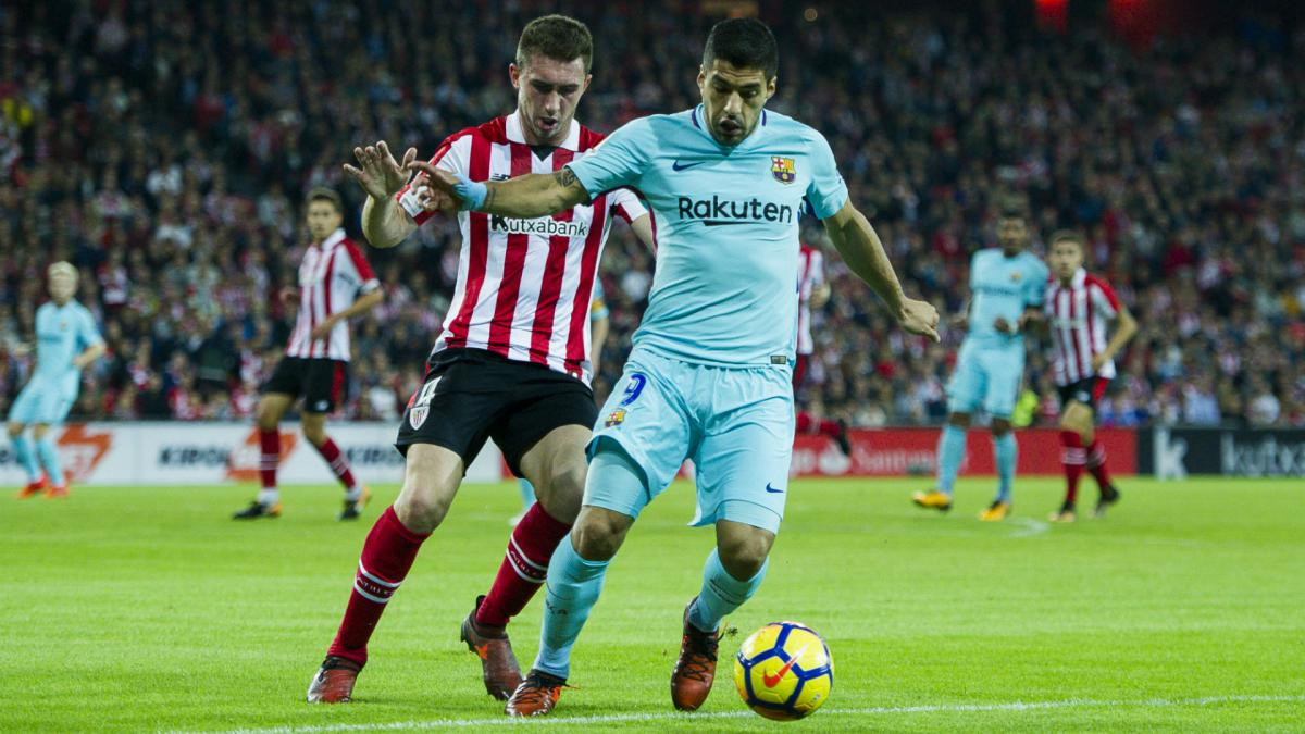 Laporte left out of Athletic squad amid Man City speculation