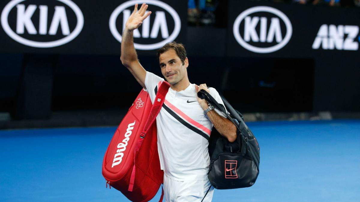 Federer left with 'bittersweet' feeling after Chung retirement