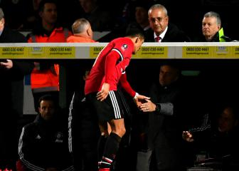 Mourinho hails Sanchez's 'maturity' following Yeovil win