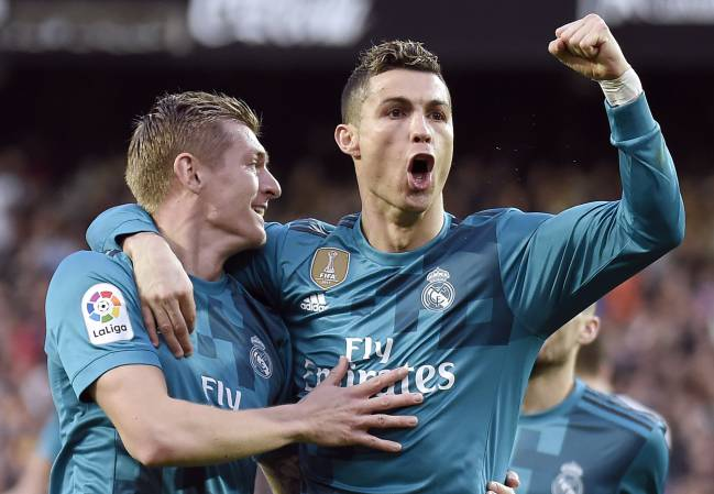 Optimism for Real Madrid