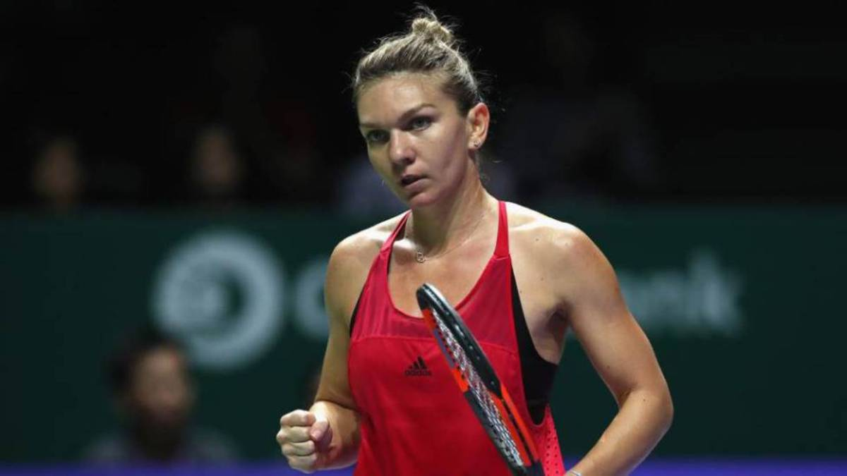 """I'll bounce back"" vows exhausted finalist Halep"