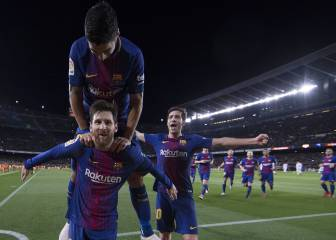 Messi's free-kick gives Barcelona the win