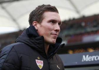 Wolf shown the door at Stuttgart after Schalke loss
