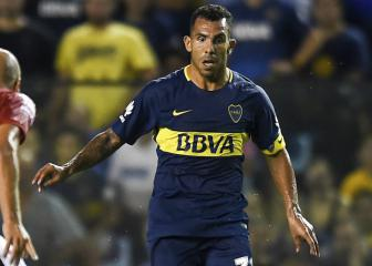 I feel alive – Tevez revels in Boca Juniors homecoming