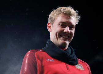 Julian Brandt open to renewing with Bayer Leverkusen