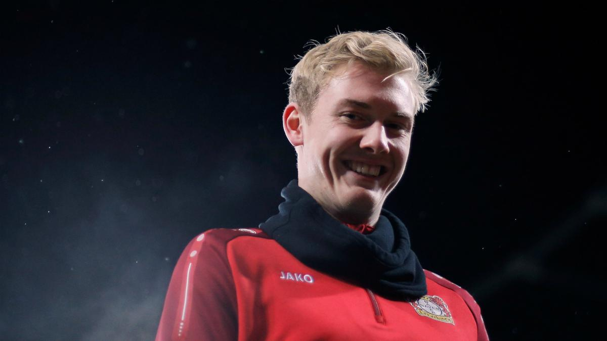 Brandt open to new Bayer Leverkusen contract despite Barcelona links