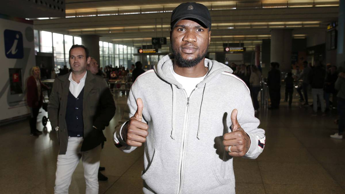 Nigerian striker Brown Ideye joins Málaga on loan