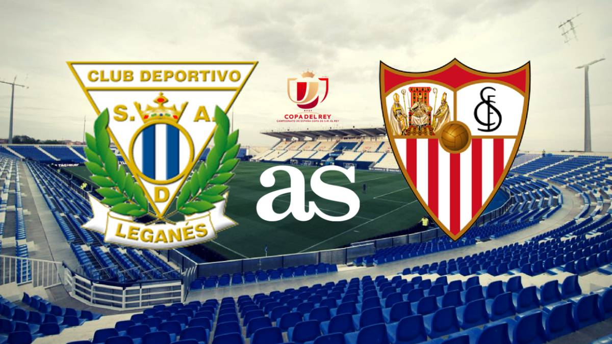 Leganés - Sevilla, how and where to watch: times, TV, online