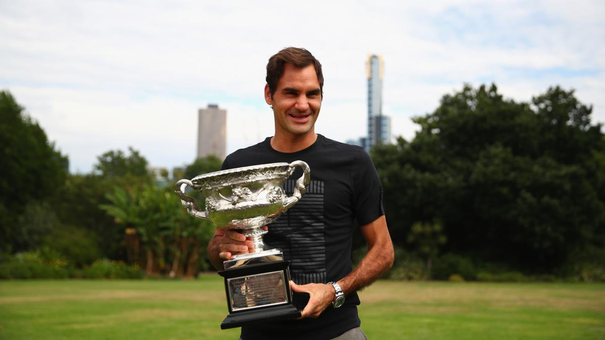 Federer: I don't think I can win 24 grand slams