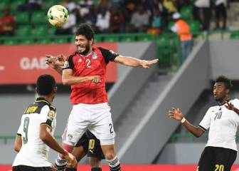 West Bromwich Albion sign Egyptian defender Ali Gabr